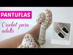 Learning new crochet slippers pattern is always fun, especially this time of the year. These flower crochet slippers are so fancy, comfortable and easy to make.