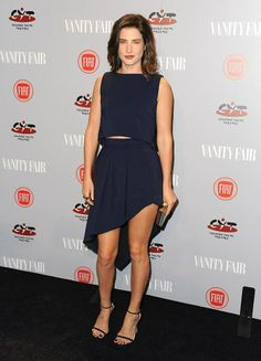 """Cobie Smulders at Vanity Fair and FIAT celebration of """"Young Hollywood"""""""