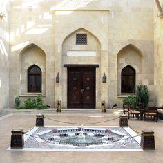 Islamic Architecture in Cairo, Egypt.
