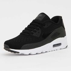 Nike Air Max 90 Ultra BR Black/Black 725222-001