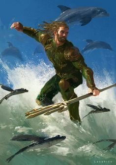 《Aquaman》