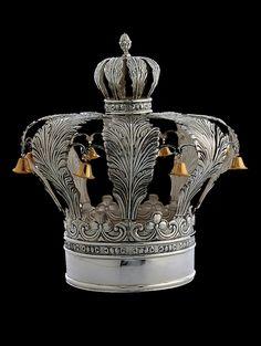 Torah Crown. Jewish culture. Judaica