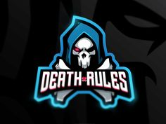 Death Rules Mascot