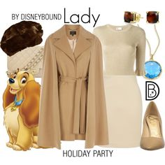 Disney Bound - Lady