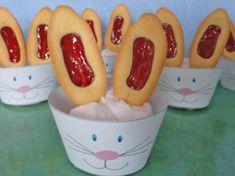 Muffins Lapin de PâquesVoir la recette des