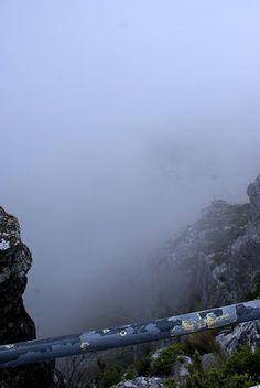 Immense Fog on Table Mountain Cape Town South Africa Table Mountain Cape Town, Cape Town South Africa, Photographs, Photos