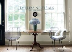 Benjamin Moore Timeless Neutral Colors at Texas Paint & Wallpaper Stores in Dallas and Plano