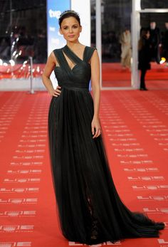 Elena Anaya. Premios Goya, 2011.