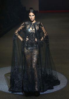 Fairy Tale Fashion Fantasy / karen cox.  Dark queen.  Thai fashion - Google Search