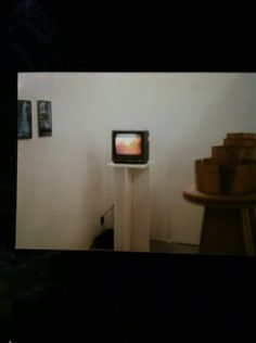 Super 8 films and zoetropes by Zoe Bailey...degree show 90s