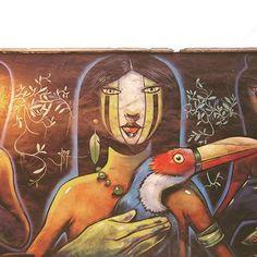 Gaffiti in Lima, Peru. @info_peru
