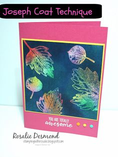Stamping with Rosalie: Crazy Crafters Blog Hop with our special guest Frenchie Martin