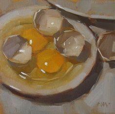 Carol Marine's Painting a Day: January 2010