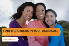 Founded in 2003 by Dr. Rick Kittles and Gina Paige, African Ancestry is the world leader in tracing maternal and paternal lineages of African descent having helped more than 150,000 people re-connect with the roots of their family tree.