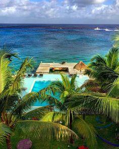 Blue Angel Resort, Cozumel Cozumel Island, Blue Angels, Vacations, Spaces, Random, Christmas, Holidays, Xmas, Vacation