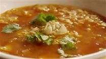 Chicken Tortilla Soup video how to make in crock pot. LOW SETTING 6-8 hrs prep in the morning