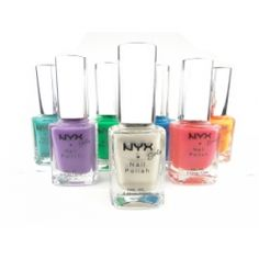 NYX Girls Nail Polish-{SUPER cheap website!}
