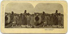 Gruppo di ragazzi Arabi - 1912
