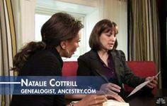 Who Do You Think You Are Vanessa Williams Season 2 Episode 1 | ProGenealogists