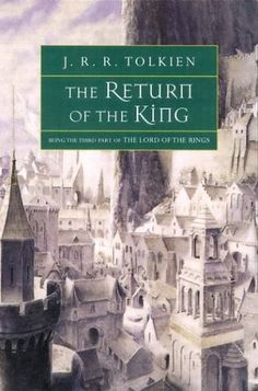 Day 1- The Return of the King is my forever favorite book of Tolkien's! ~Sarah
