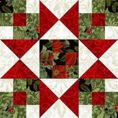 Star Crossed Christmas Straight Set | Stars, Quilt and ...