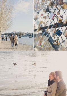Love shoot in Paris (me ha hecho pensar en ti, @akissofcolour)