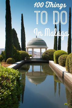 Malaga is a city with something for everyone! We've made a list of 100 Things to do in Malaga! We hope these Malaga attractions leave you wanting to come visit us again!