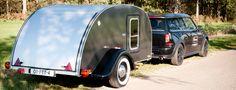 FunTear Teardrop Ohio   Origineel Amerikaanse Teardrop caravan   FunTear   New Aluminium Retro Caravans & Event Trailers   Amerikaanse Caravans