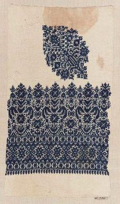 "keptephemera: "" moroccan embroidery, 18th century """