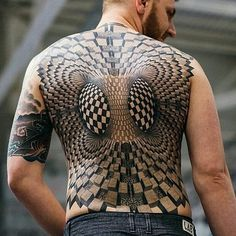 tattoo artist © Ilya Cascad