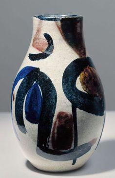 Did not know Joan Miro did ceramics...