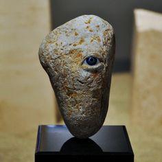 Загадочная скульптура