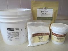 Homemade Sunscreen + bulk sites for ingredients. Mountain Rose Herbs, From Nature with Love, and Azure Standard. <3
