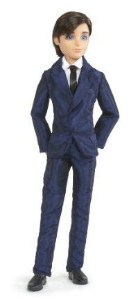"""Moxie Teenz Boy Doll Gavin by Moxie Teenz. $23.99. Stylish fashions. Articulated. Measures 14"""" tall. From the Manufacturer                This Moxie Teenz Boy has his own point of view and he's not afraid to show it. He's really fun to talk to, and he wears cool clothes that express his personal style which is why he's the perfect date.                                    Product Description                This Moxie Teenz Boy has his own point of view and he?s no..."""