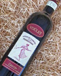 One of my favorite wines.  It is a lot like Lambrusco.  Best served chilled, its a sweet sparkling red.