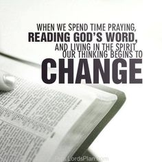 www.annettapowellonline.com quotes people that spend time   When we start spending time with God, when we start reading Bible ...