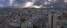 Chuncheon, South Korea, my old hometown