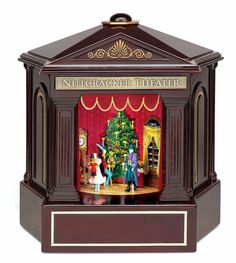 Mr. Christmas Gold Label Nutcracker Suite Animatd Theater Carousel Music Box NIB | Collectibles, Holiday & Seasonal, Christmas: Current (1991-Now) | eBay!