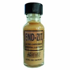 EndZit Acne Control Drying Lotion LightMedium 05 Ounce by EndZit *** You can get additional details at the image link. (This is an affiliate link) #AcneTreatment
