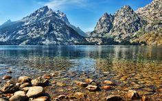 Jenny Lake Wyoming