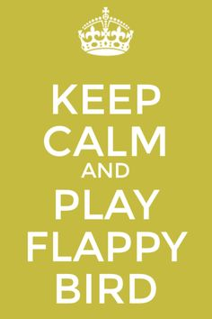 Flappy bird!!!!!