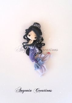 maiko mermaid violet by AngeniaC.deviantart.com on @deviantART