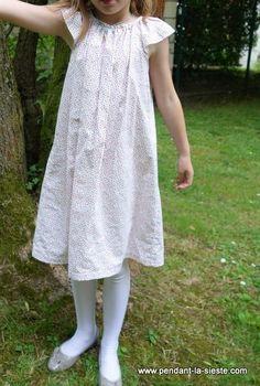 DSC02783 Baby Girl Dress Patterns, Girls Dresses, Summer Dresses, Lace Skirt, Skirts, Pyjamas, Craft, Fashion, Night Gown