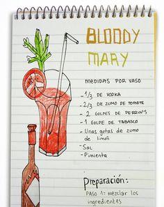 jeanclaudevolldamm: Bloody Mary