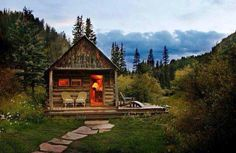 Living off the grid ... 'F' yeah !