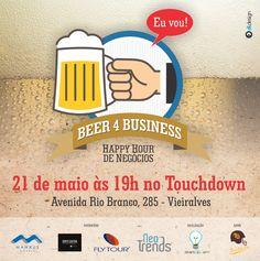 Beer4Business II Edição em na região norte.