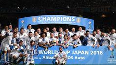 Tribuna Esportiva RS: Real Madrid é Mais uma vez Campeão do Mundo
