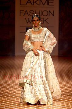 myShaadi.in > Indian Bridal Wear by Anita Dongre