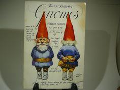 Gnomes, 1976, vintage book, <3 mine