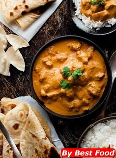 Chicken Butter Chicken - a chef recipe which is so simple and uses ingredients from the supermarket. The sauce is incredible!Butter Chicken - a chef recipe which is so simple and uses ingredients from the supermarket. The sauce is incredible! Chef Recipes, Dinner Recipes, Cooking Recipes, Healthy Recipes, Rice Recipes, Cooking Food, Delicious Recipes, Cooking Tips, Indian Food Recipes